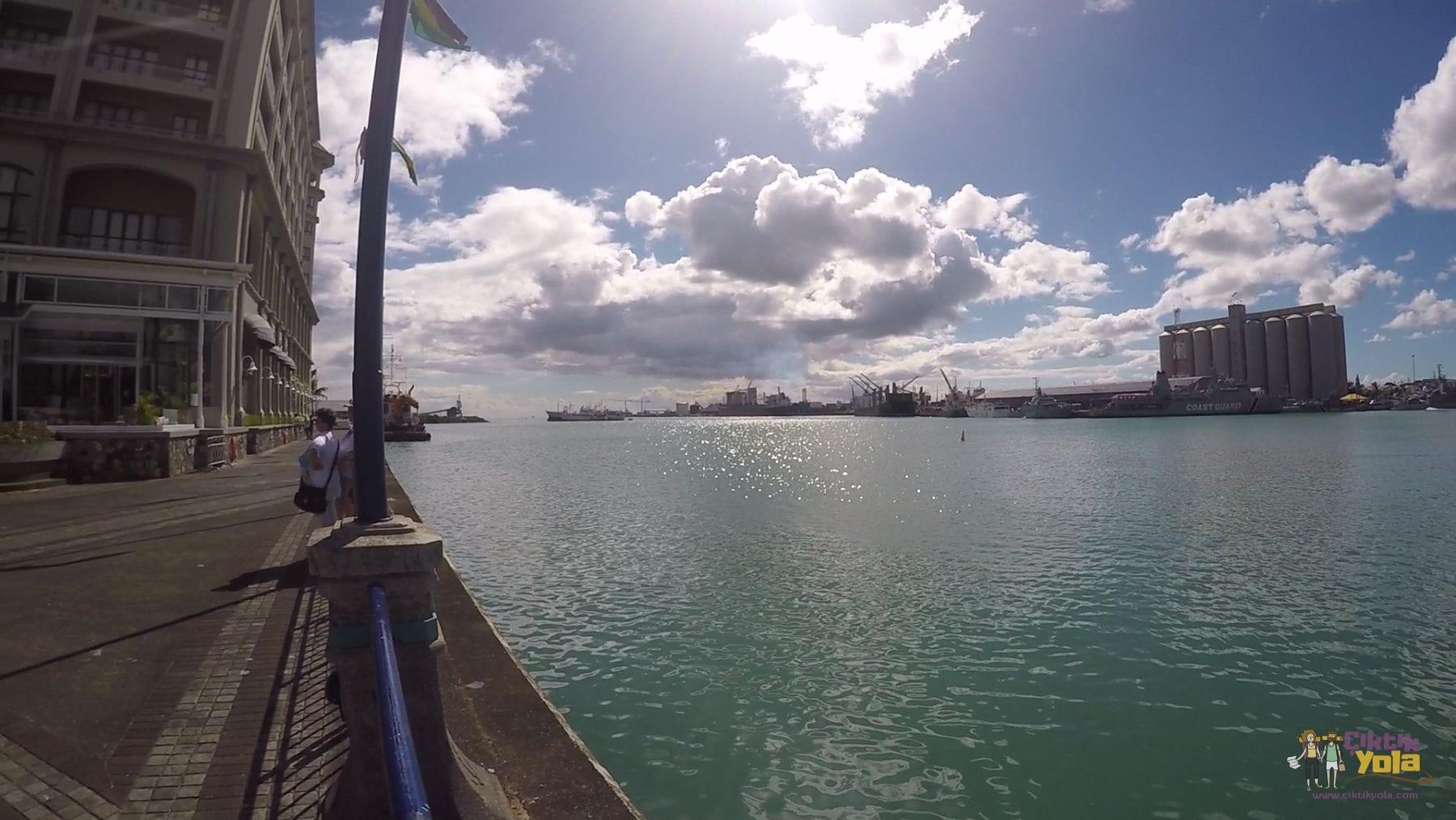 port luis mauritius deniz