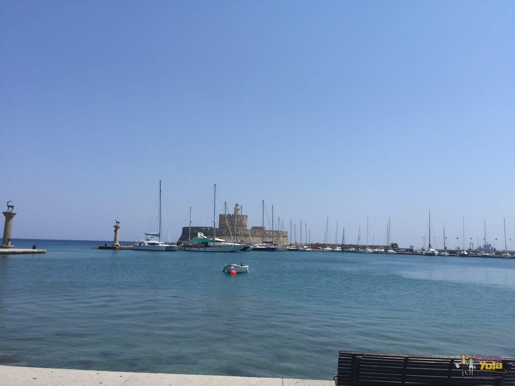 Rodos Limanı
