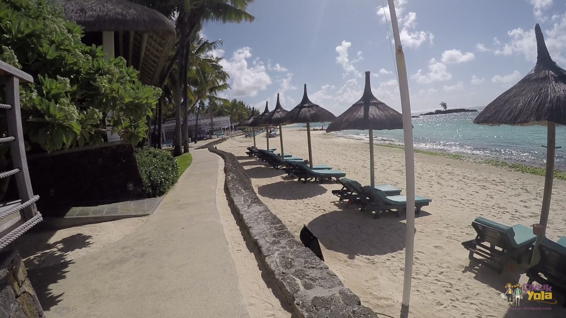 constance bele mare plage mauritius kumsal