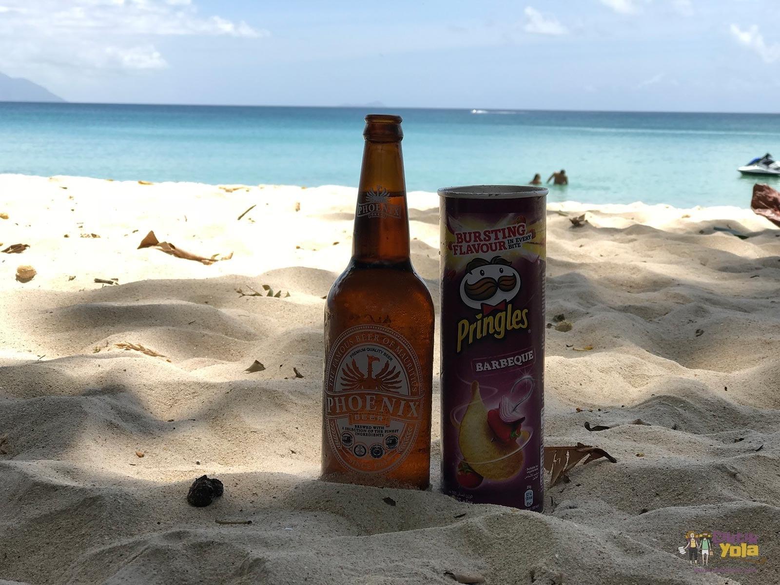 beau vallon plajı mahe seyşeller