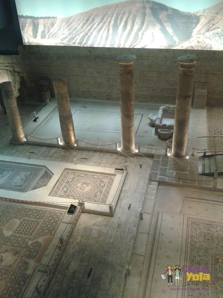 Zeugma Tarihi İpek Yolu Mozaik Müzesi Gaziantep