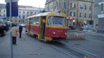 Kiev Tramvay