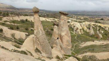 Üç Güzeller Kapadokya