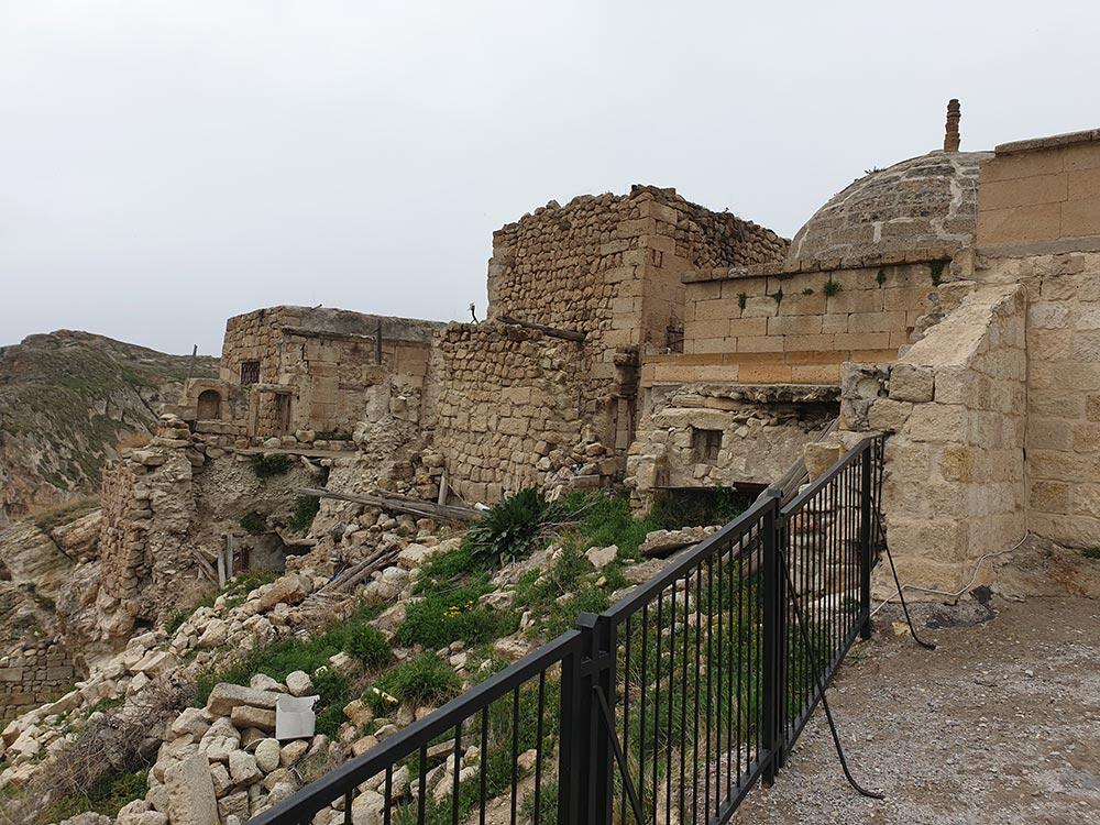 Temenni Tepesi Kapadokya