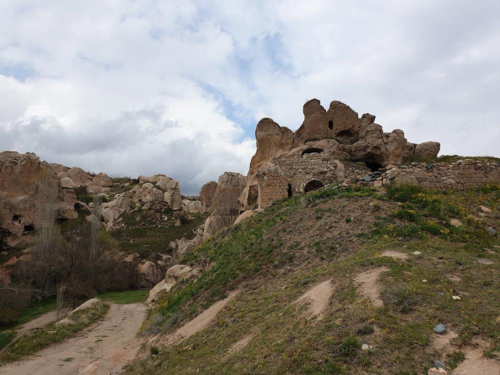 Gomeda Vadisi Kapadokya
