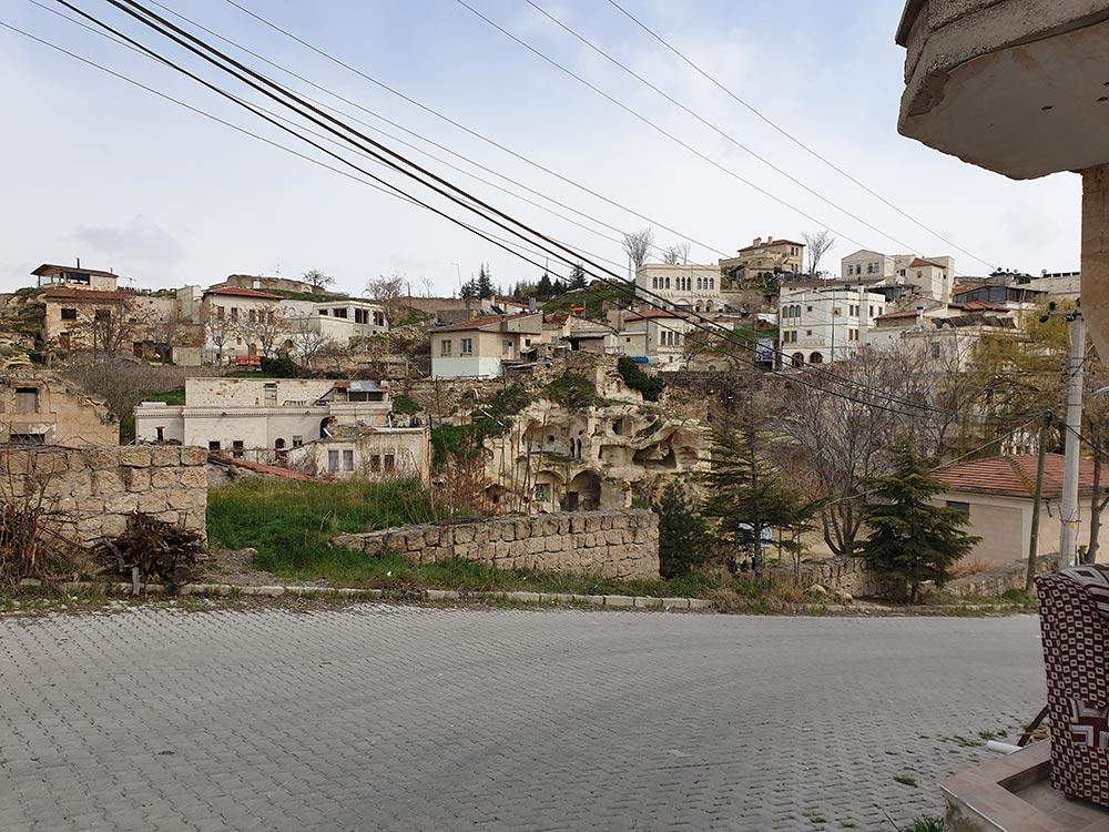 Sinasos Köyü Kapadokya