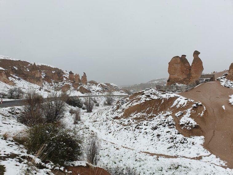 Devrent Vadisi Kapadokya
