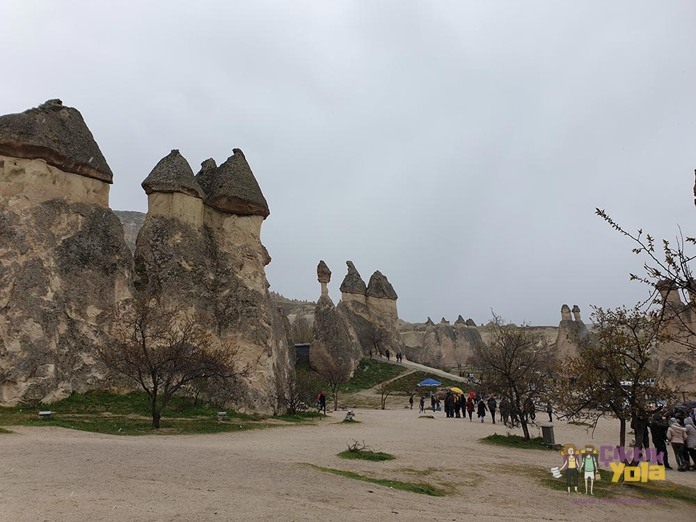 Paşabağ Kapadokya
