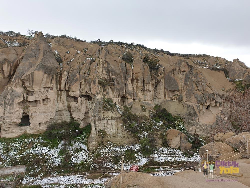 Göreme Açık Hava Müzesi Kapadokya