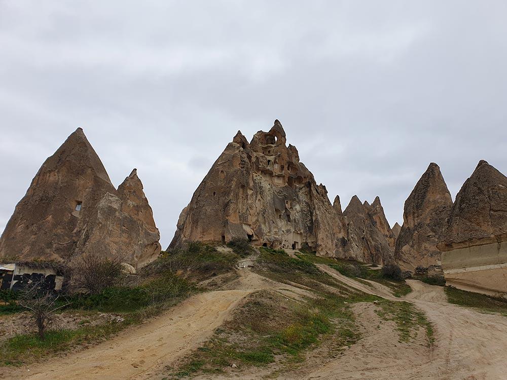 Güllüdere Vadisi Kapadokya