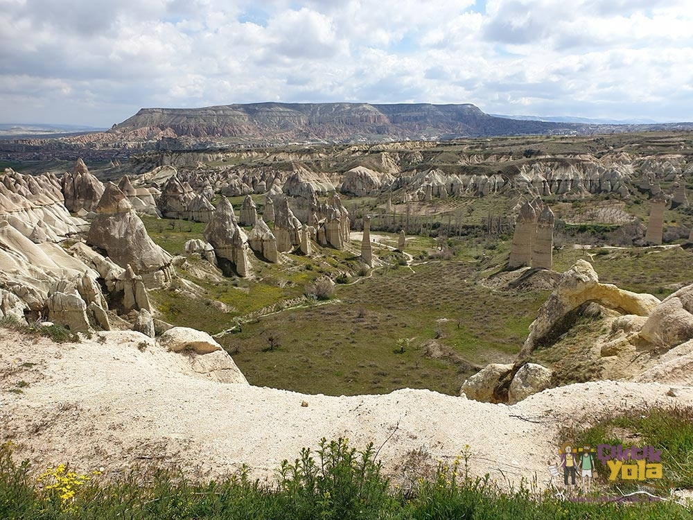 Aşk Vadisi Kapadokya