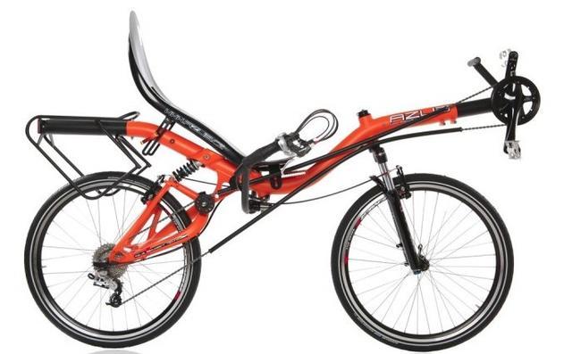 Yatay Bisiklet