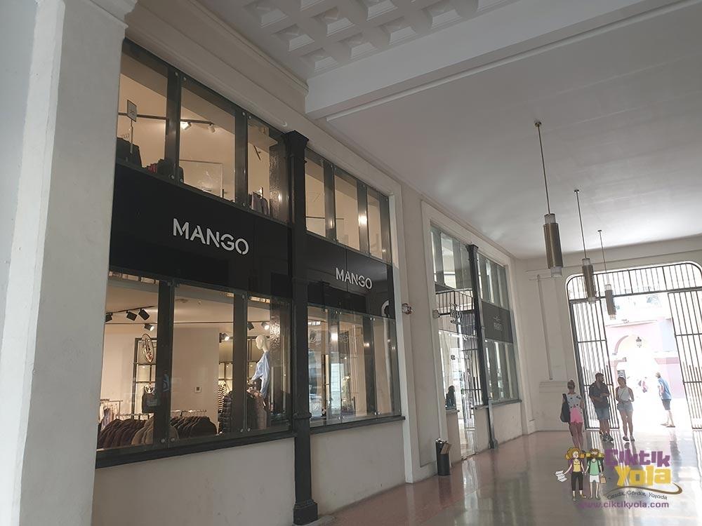 Küba Mango Mağazası