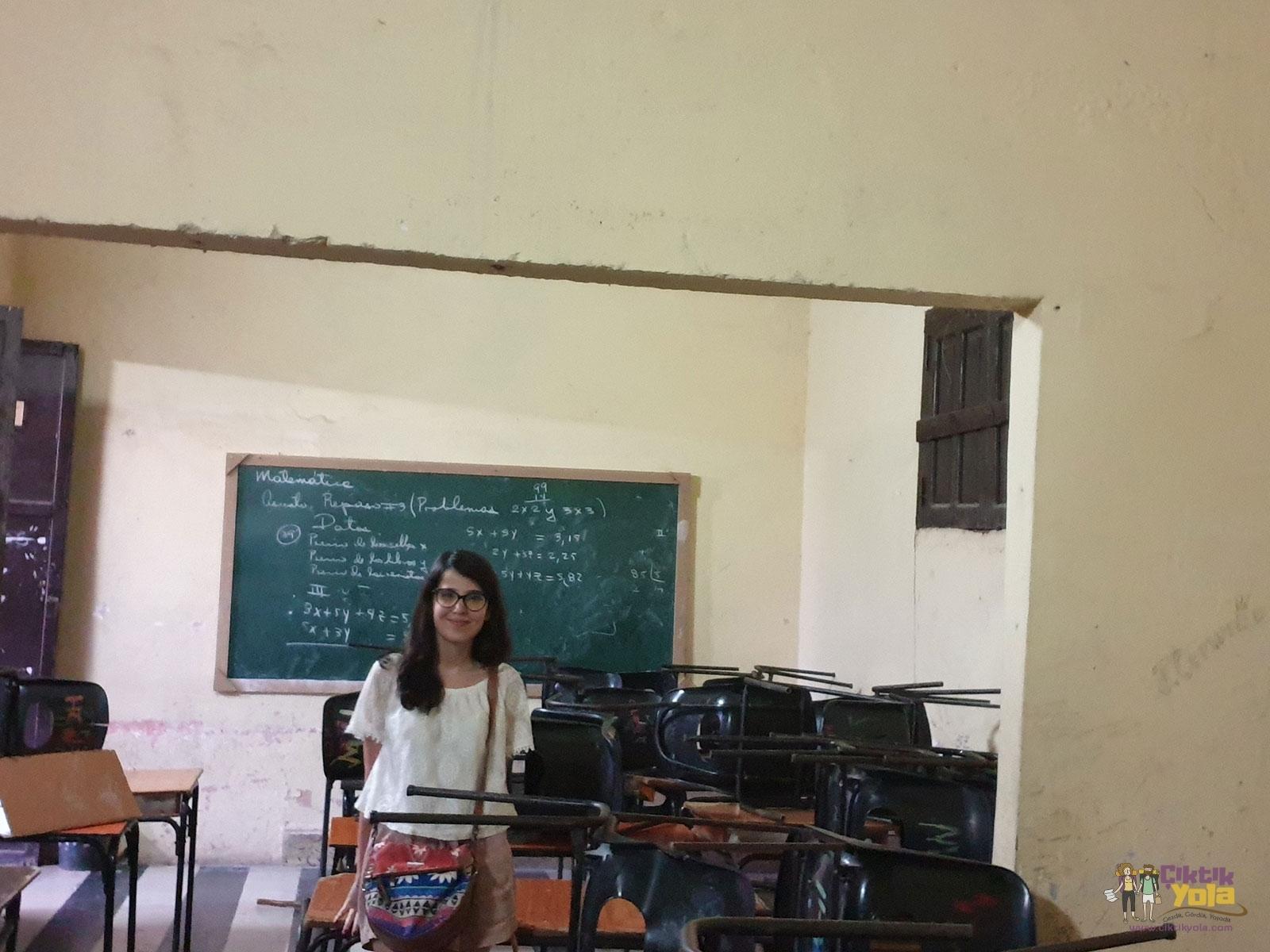 Küba Okul