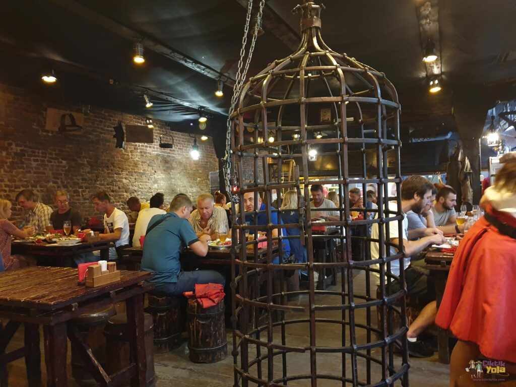 Lviv Meat & Justice