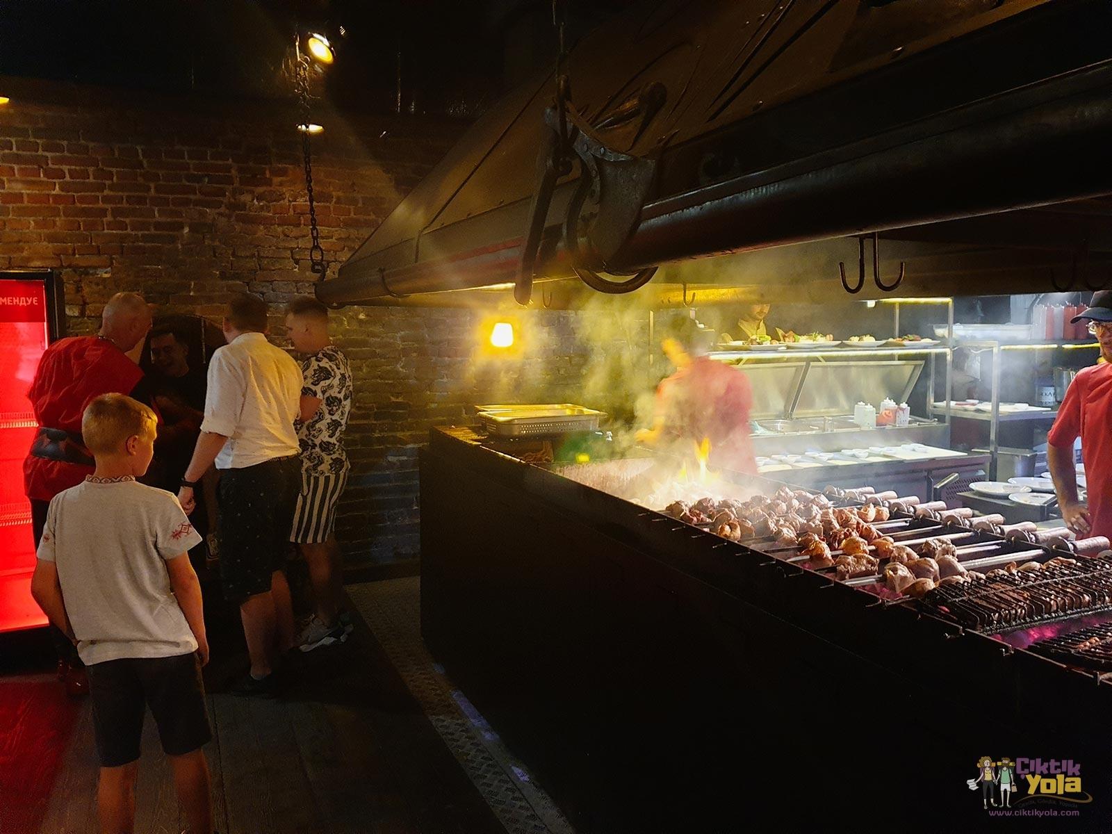 Lviv Et Restoranı