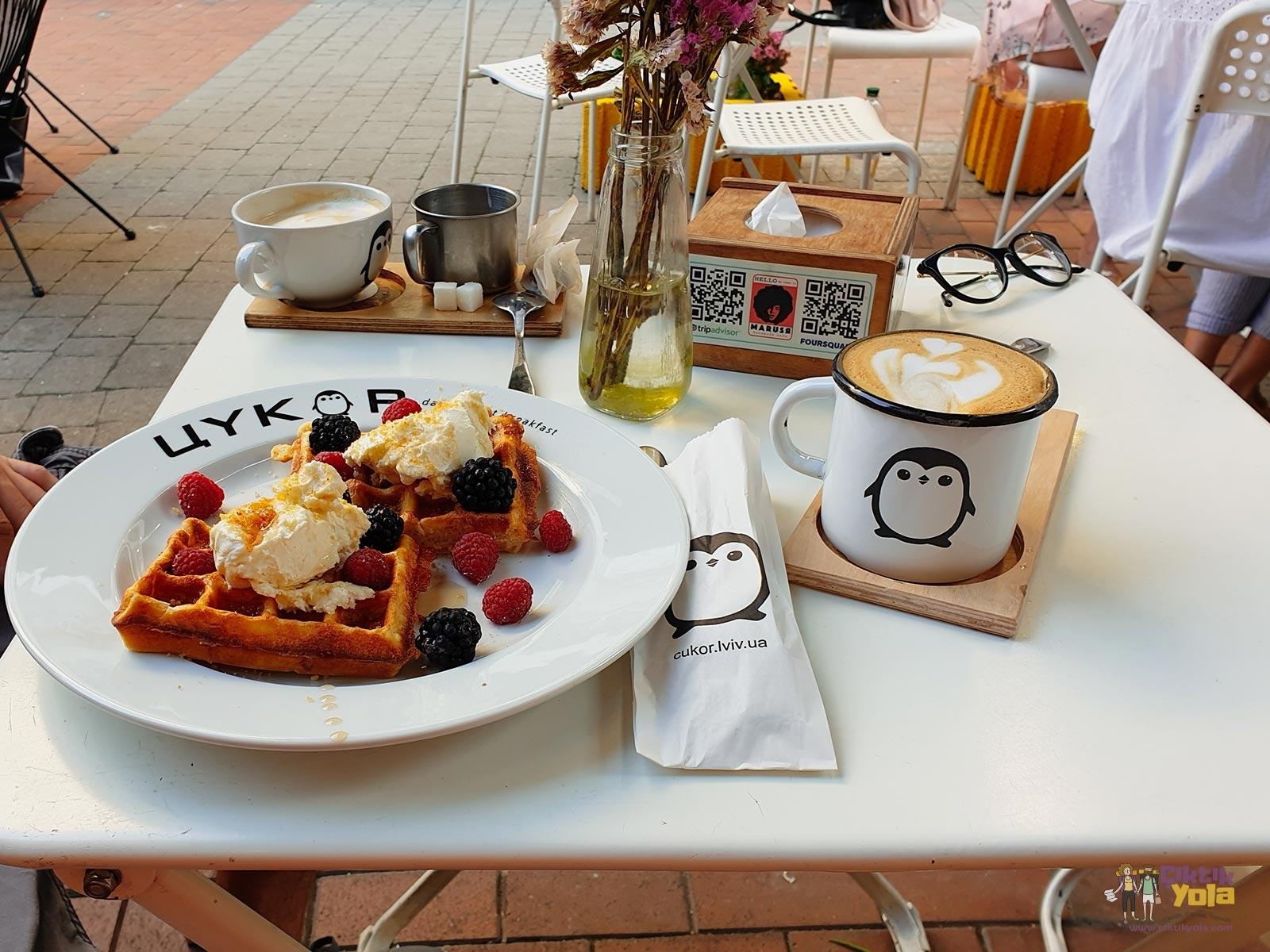 Lviv Cukor Kahvaltı