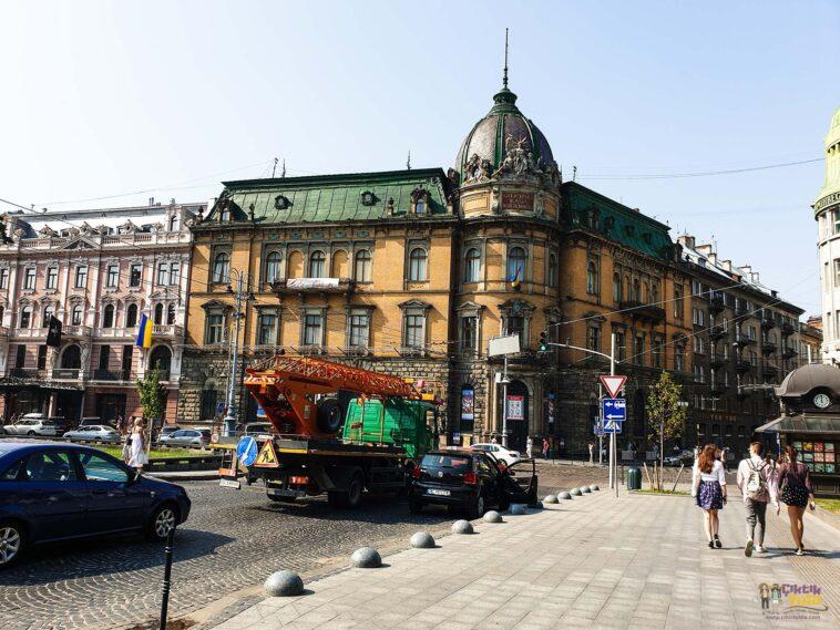 Lviv Caddeleri