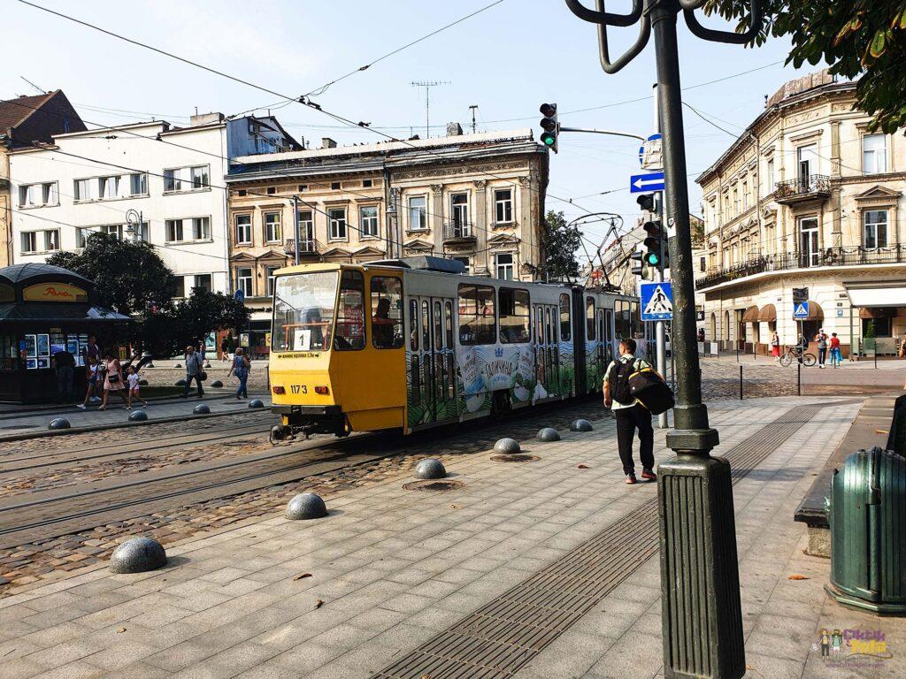 Lviv Tramway
