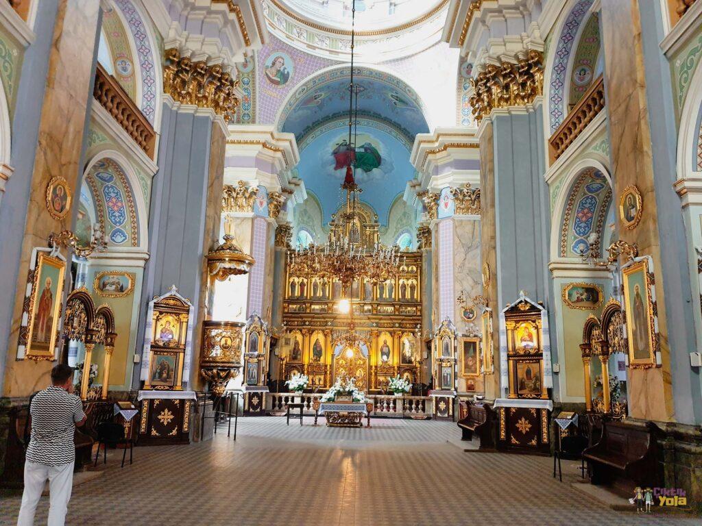 Verklärungskirche Lemberg Kilisesi