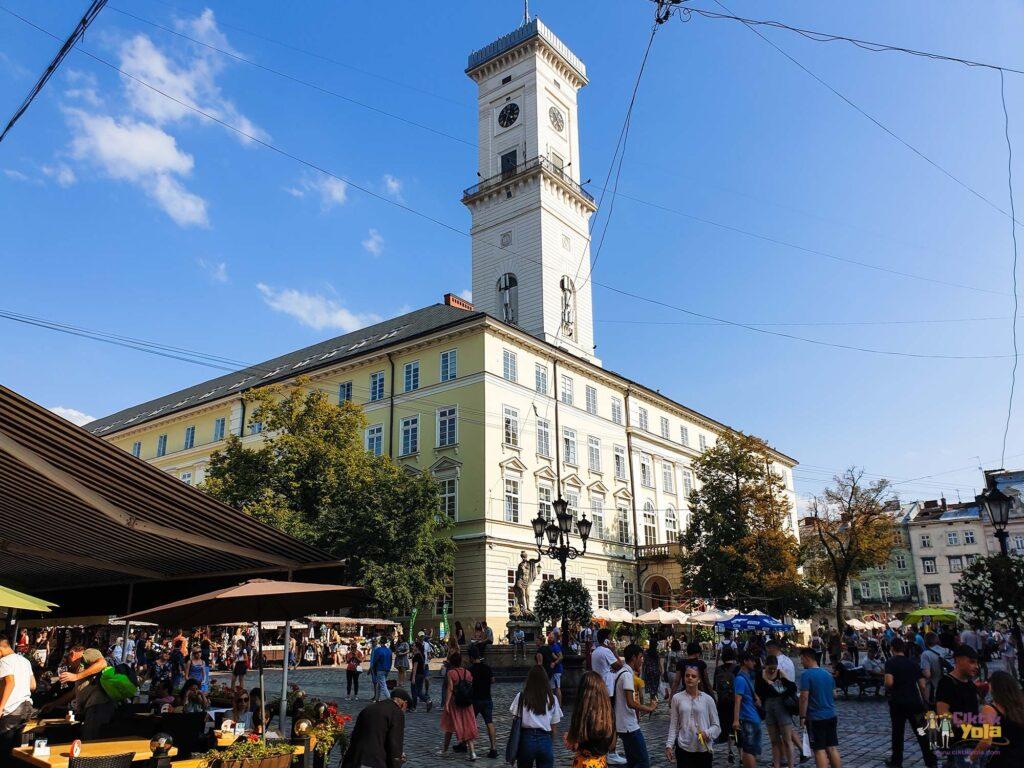 Lviv Belediye Binası