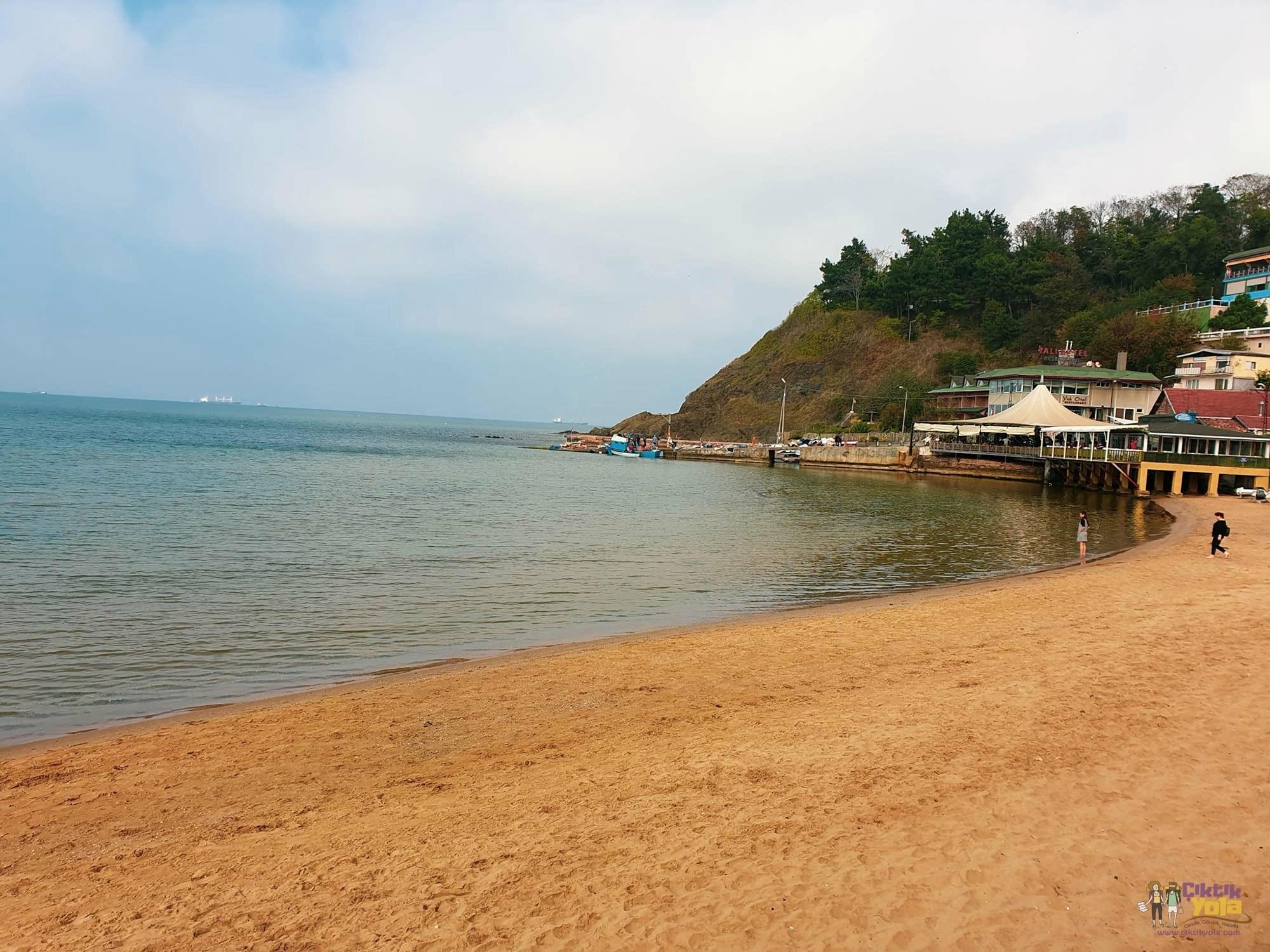 Kilyos Beachleri