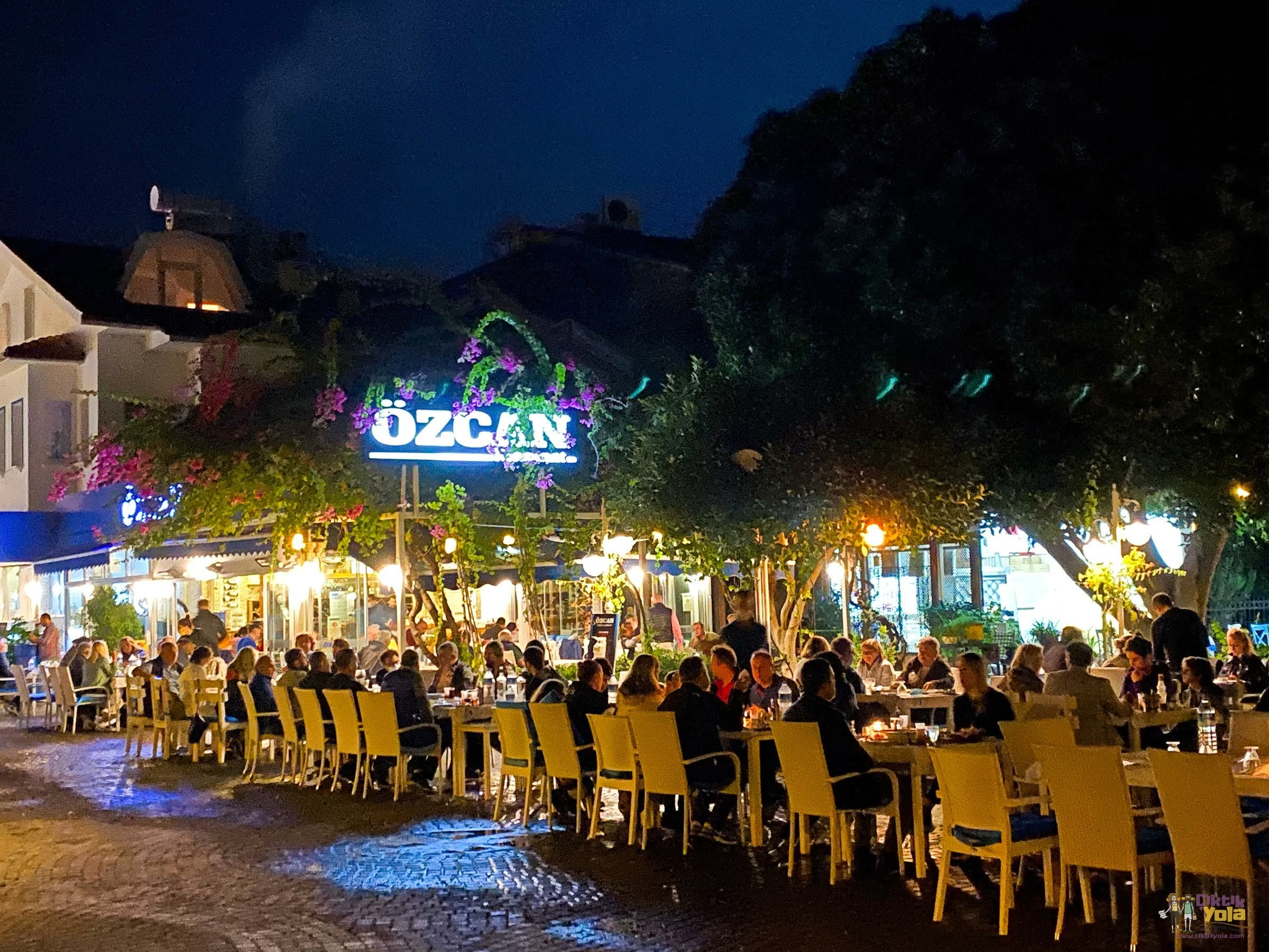 Göcek Restoranları