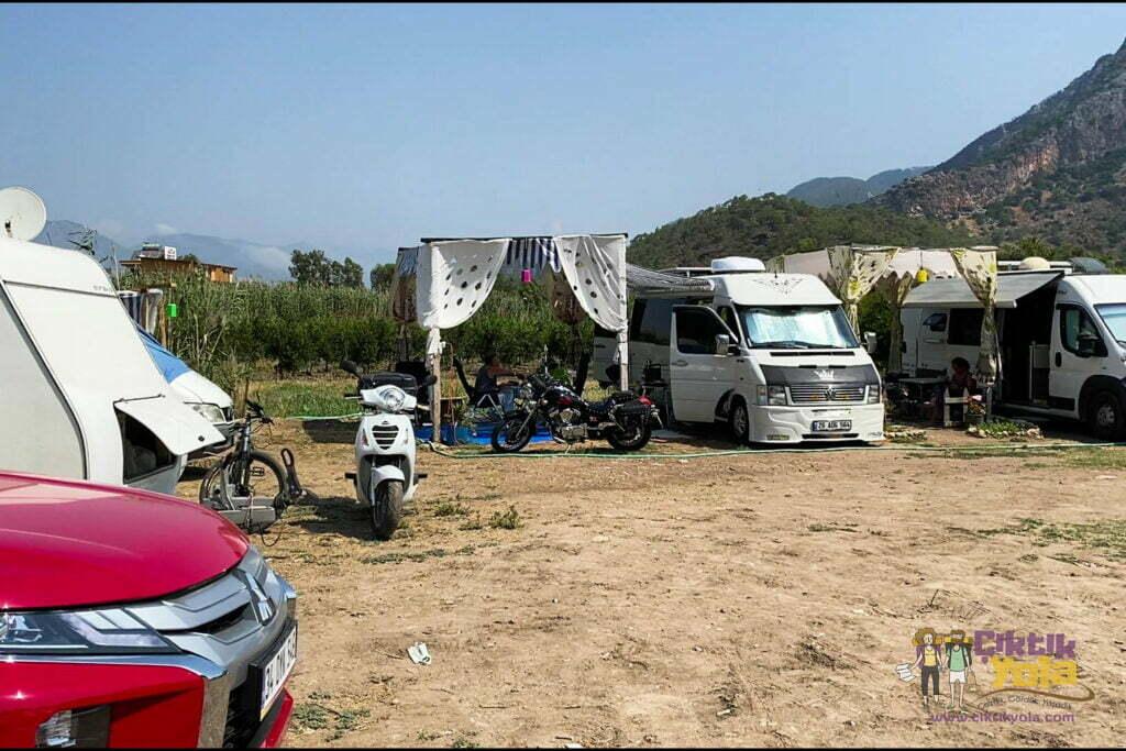 Ada Adrasan Camping