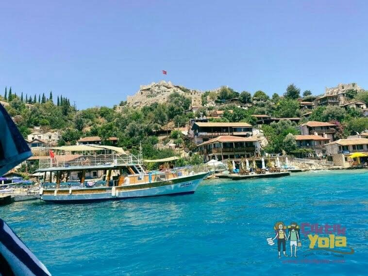 Kekova Otelleri Pansiyonları