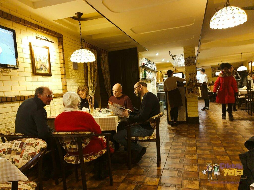 Kharkiv Restoranları