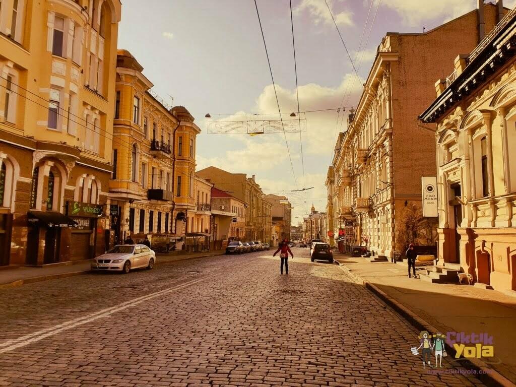 Sumska Caddesi