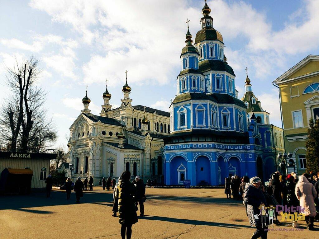 Svyato – Pokrovsky Erkek Manastırı